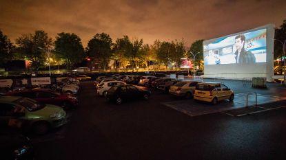 Vrijdagavond drive-in cinema op de Steenakker