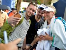Elise Mertens passe le premier tour sans encombre à Dubaï