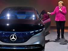 Loop mee met onze autoredactie langs het nieuws op 's werelds grootste autoshow: videoverslag met Werner Budding