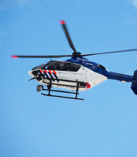 Politie zoekt in Dordrecht met helikopter naar potloodventer