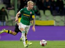 Aanvoerder Jari Schuurman terug bij FC Dordrecht tegen Cambuur