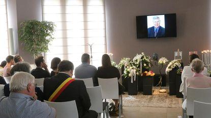 Afscheid van ereburgemeester Jos Debacker