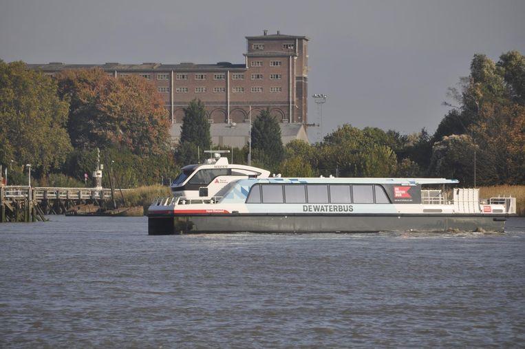 Vanaf maandag kan je met de waterbus ook via het Steenplein naar Sint-Anneke op Linkeroever, DEME in Zwijndrecht en naar de Kallosluis.