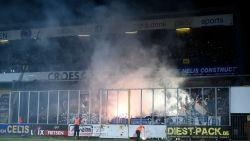"""STVV wil 5-0 na gestaakte derby tegen Genk, Wagner: """"Ik zit hier ook achter glas, maar voel me toch niet opgesloten?"""""""
