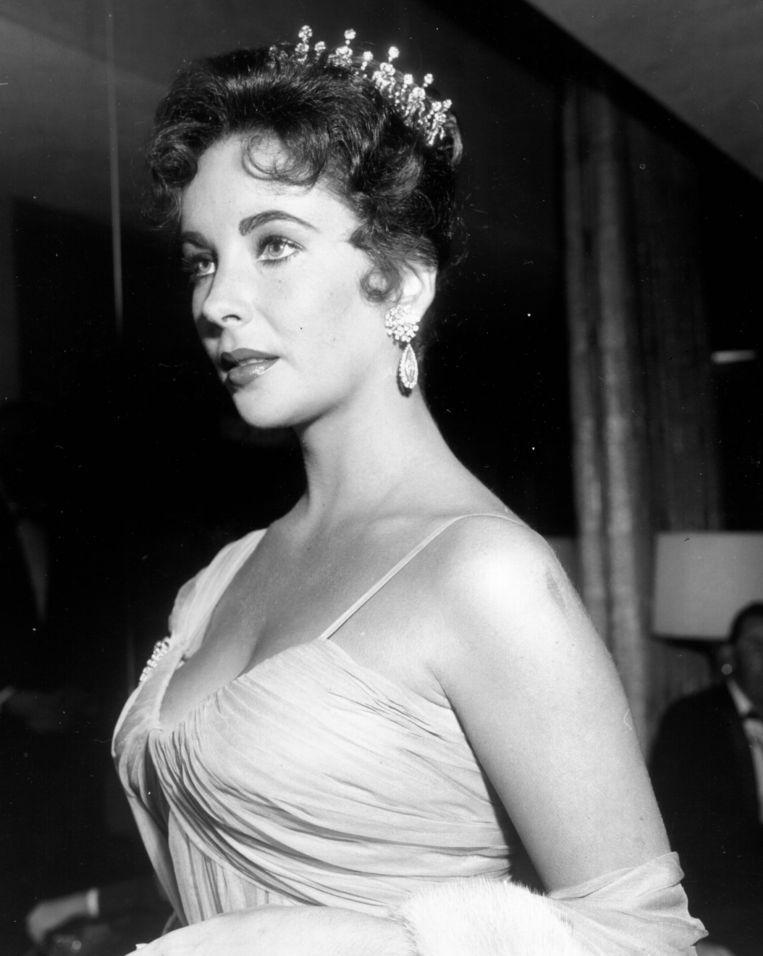 Elizabeth Taylor in 1970. Beeld getty