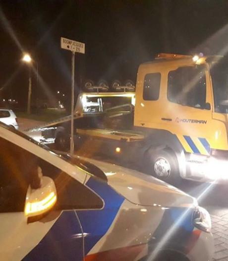 Man (21) voor vierde keer betrapt op rijden zonder rijbewijs, voor tweede keer auto afgepakt