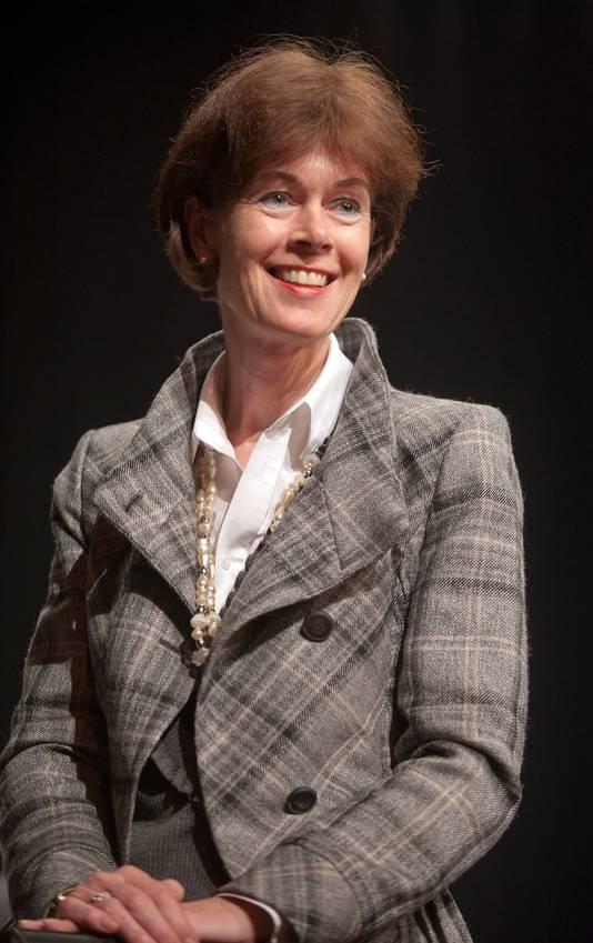 Wordt het ambassadeur Renée Jones-Bos...