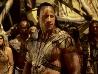 Na 18 jaar maakt Dwayne 'The Rock' Johnson nieuwe versie 'The Scorpion King'
