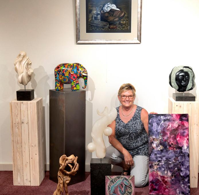 Helmy Aarts uit Liessel exposeert in Museum Techniek en Ziel in Neerkant