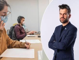 """Werkexpert Stijn Baert heeft één belangrijke conclusie na 2020: """"Arbeidsmarktbeleid moet een Vlaamse bevoegdheid worden"""""""