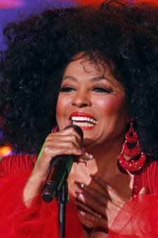 Diana Ross en Lionel Richie op North Sea Jazz