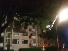 Uitslaande brand verwoest flatwoning Dordrecht