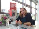 Verslaggever Nicole Froeling
