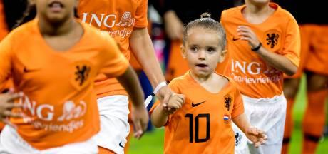Zoontje Yolanthe heeft mini-rol in nieuwe film