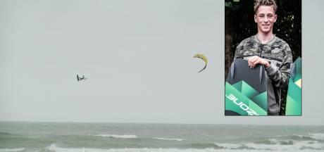 Achterhoeks supertalent kitesurfen Jamie (14) geeft visitekaartje af bij Cold Hawaii Games