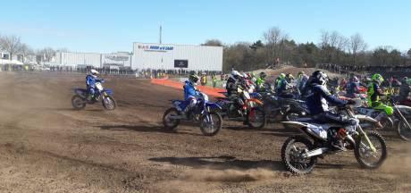 NK Motocross in Gemert: 'Iedereen komt uit de winterslaap'