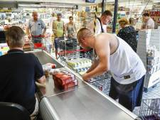 Twentse supermarkt sluit op politiebevel