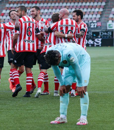 Ruud Brood begint met ontluisterende nederlaag: 6-0 bij Sparta