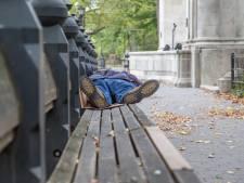 Forse groei aantal daklozen door afname betaalbare huizen