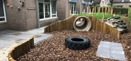 Basisschool 't Schrijverke in Goirle werkt in zomer aan kleutertuin en vernieuwde aula