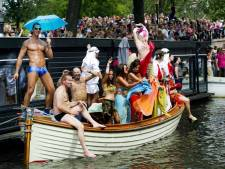 'Selectie' voetbalboot KNVB tijdens Gay Pride bekend