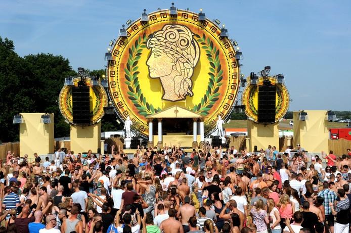 Daylight festival Bosschenhoofd