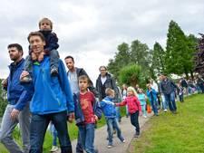 Wandelbond over eerste dag avondvierdaagse: Neem geen risico