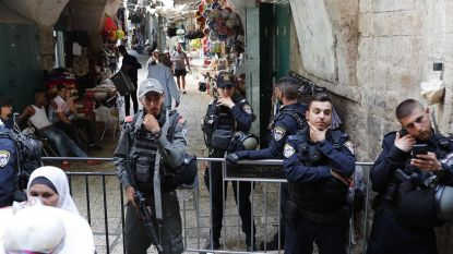 Twee Israëliërs gewond bij mesaanval in Jeruzalem