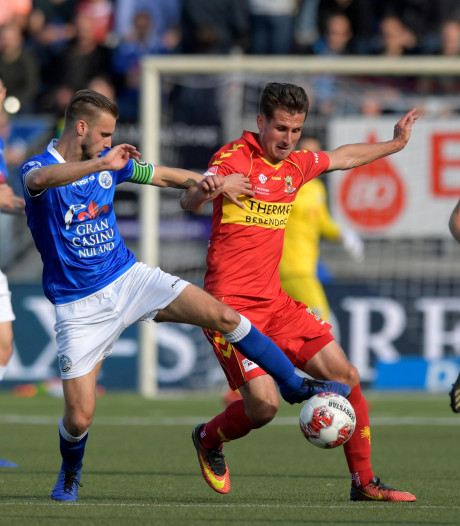 FC Den Bosch-captain Verbeek: 'We waren zó dichtbij'