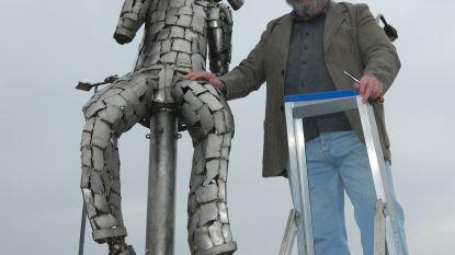 Kunstenaar Thierry Lauwers (66) overleden: van paracommando naar werk in 22 landen