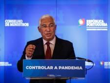 Le Portugal décrète l'état d'urgence face au bond de contaminations