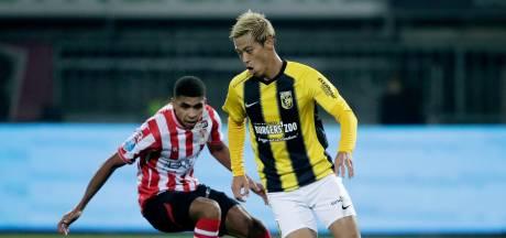 Samenvatting: Sparta Rotterdam - Vitesse