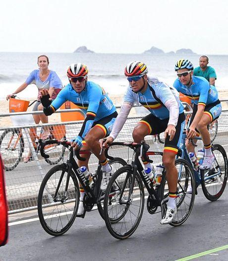 Quelle équipe belge aux Jeux Olympiques? Une seule  certitude pour Rik Verbrugghe