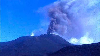 VIDEO. Vulkaan Etna zorgt weer voor vuurwerk