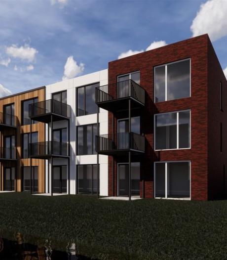 Wéér een plan voor huizen in Andel
