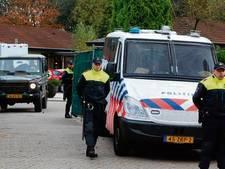 Een washandje met 70 briefjes van 50 euro: ook dat vond de politie bij inval in kampje Den Bosch