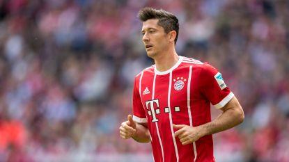 Ook spelersvakbond VDV verkiest Lewandowski tot Speler van het Jaar