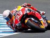 De geniale comeback wordt een pijnlijke voor wereldkampioen Márquez