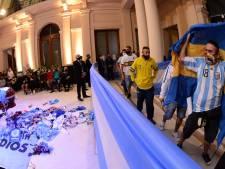 Six personnes prétendent que Maradona est leur père: son corps doit être conservé pour des recherches ADN
