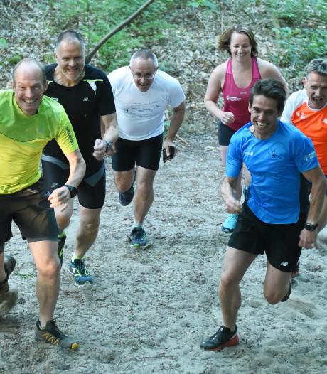 100 kilometer rennen over de Brabantse Wal
