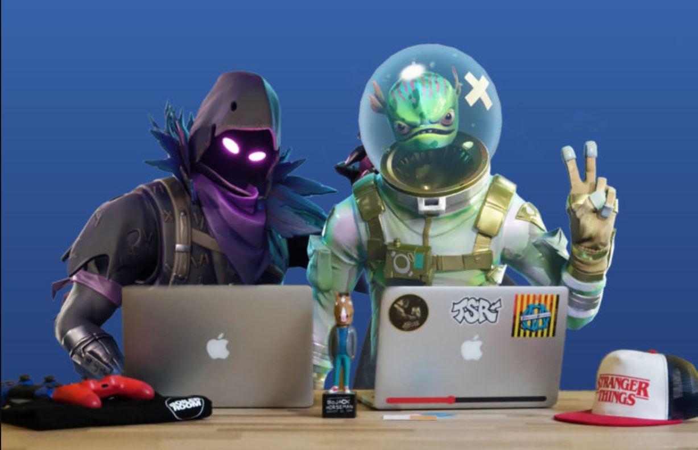 Het Franse marketingbedrijf Dare.Win nodigt kandidaten uit voor een sollicitatiegesprek via de populaire game Fortnite.
