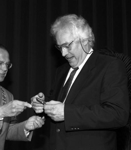Muziek was voor Roland de Kroon uit Bakel ''echt zijn lust en zijn leven'