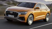 Audi's eerste SUV-coupé onthuld