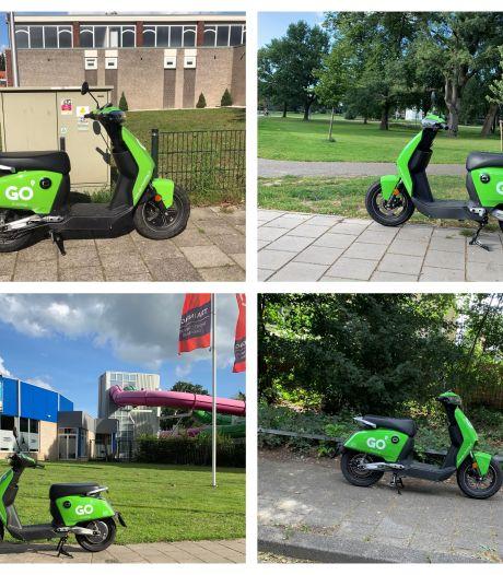 PvdA Enschede uit zorgen over groene deelscooter: start social media campagne over juist gebruik