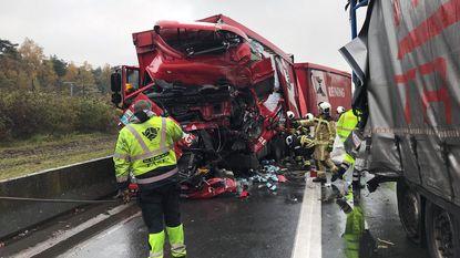 Halve dag filerijden na dodelijk ongeval op E19