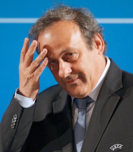 Advocaat: Platini niet gearresteerd