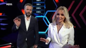 Julie stelt co-host Game Of Talents Tijl Beckand voor