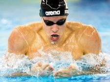 Kyle Stolk: 'Eerst hard zwemmen, dan voor de klas'