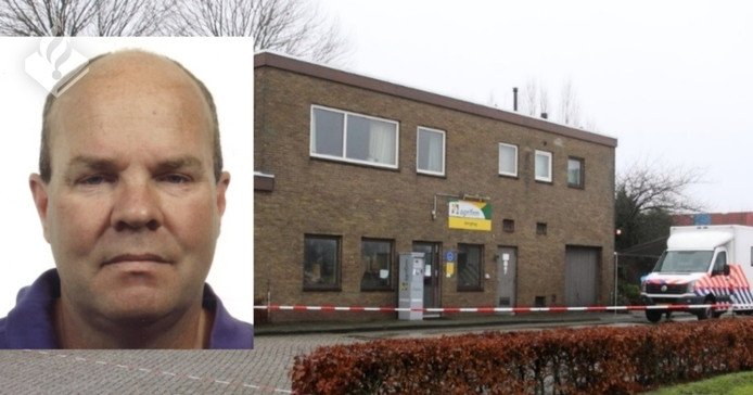 Marcel Hoogerbrugge woonde in een bovenwoning op een industrieterrein
