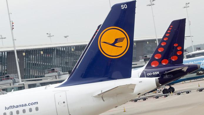 Brussels Airlines ne génère pas suffisamment de bénéfices, regrette sa maison-mère Lufthansa.